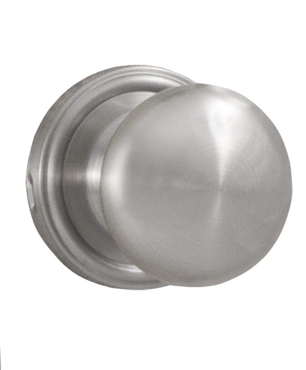 Weslock 00605IN--0020 Impresa Knob Satin Nickel