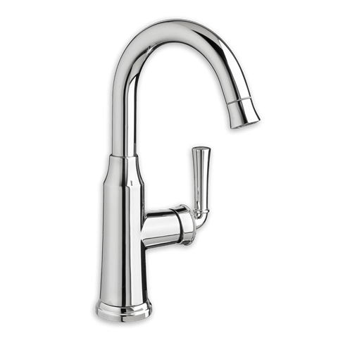 American Standard 4285.410 Portsmouth 1 Handle High Arc Pull Down Bar Sink Faucet