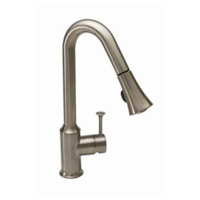 American Standard 4332.300.F15.075 Pekoe 1-Handle Pull Down High-Arc Kitchen Faucet 1.5 GPM/5.7 L/min.