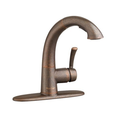 American Standard 4433.150.224 Quince 1-Handle Pull Out Kitchen Faucet