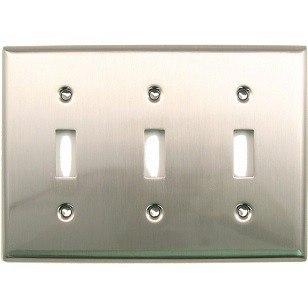 Rusticware 789 Triple Switch Switchplate