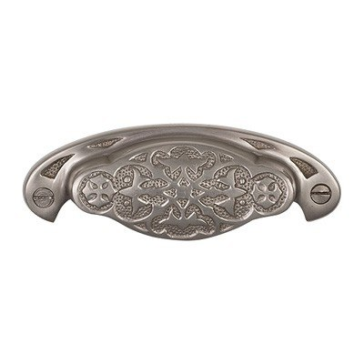 Brass Élégans BE37 Newcastle Collection Solid Brass Decorative Drawer Pull