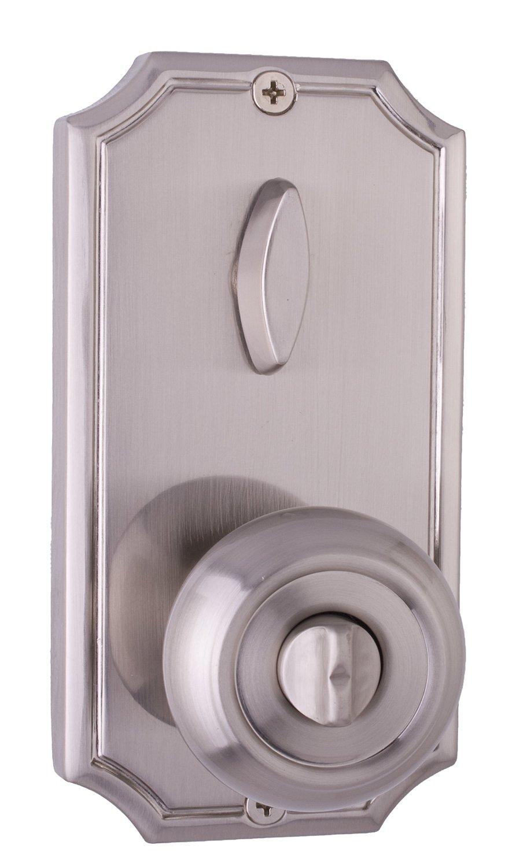 Weslock 01400--ZN3820 Lexington 1400 series Entry Handle Satin Nickel