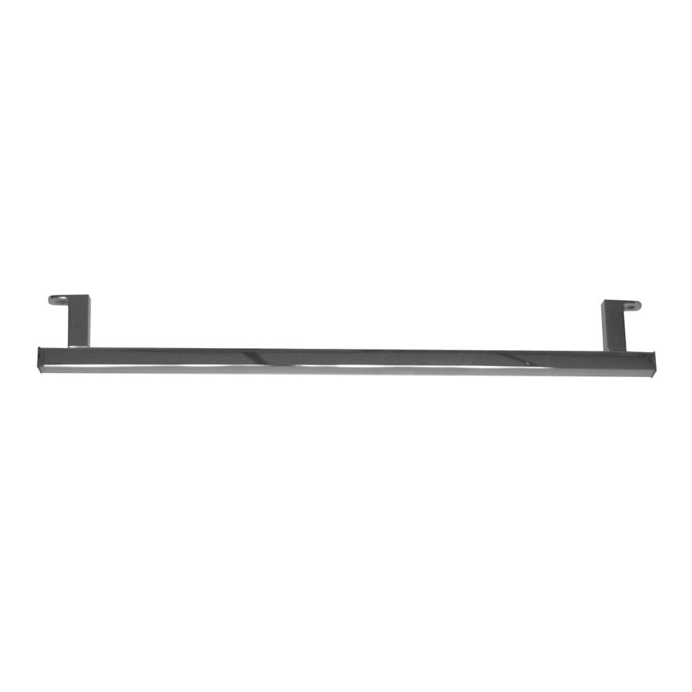 WHITEHAUS WH114-BAR ISABELLA COLLECTION 17-3/4 INCH SMALL FRONT TOWEL BAR FOR USE