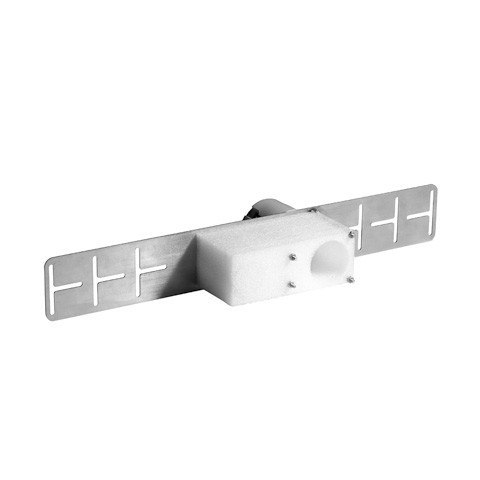 KWC 39.004.500.931 Ono Concealed Unit Wall Mount Two-Hole