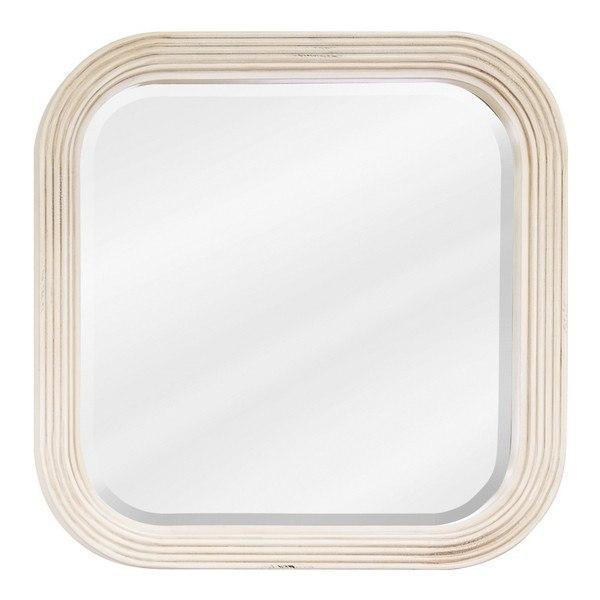 Hardware Resources MIR014 Tesla Bath Elements Mirror 26 x 1-3/4 x 26 Inch