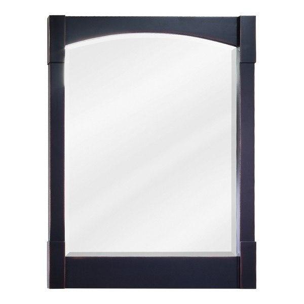Hardware Resources MIR085 Concord Contemporary Jeffrey Alexander Mirror 26 x 1-1/2 x 34 Inch