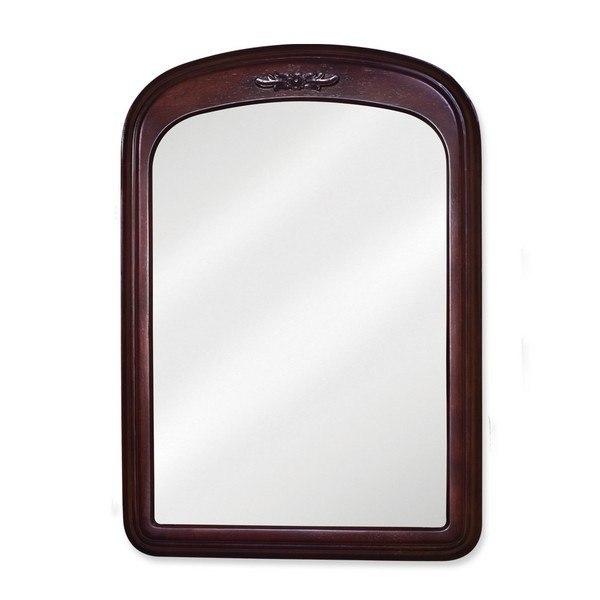 Hardware Resources MIR031 Emilia Bath Elements Mirror 21 x 1-1/2 x 30 Inch