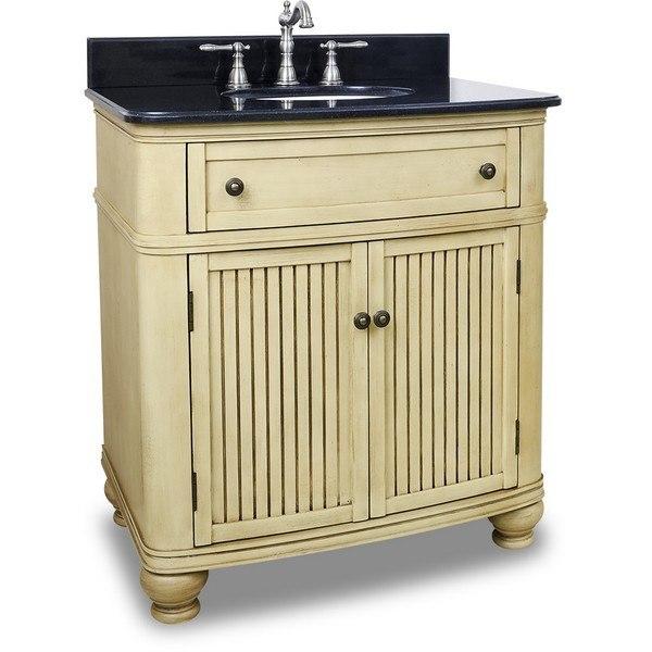 Hardware Resources VAN028-T Compton Bath Elements Vanity 32 x 23 x 35 Inch
