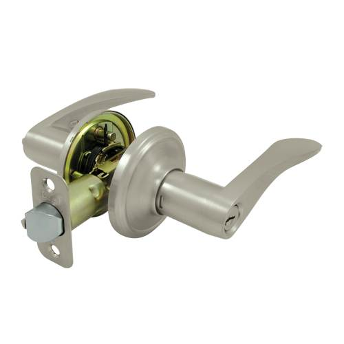 Deltana 5851 Claremont Lever Entry, Right Hand