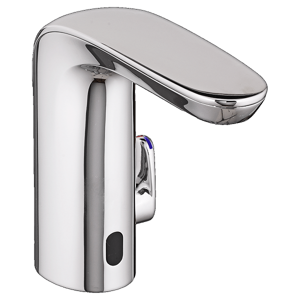 AMERICAN STANDARD 775B.205 NEXTGEN SELECTRONIC INTEGRATED PROXIMITY BASE MODEL LAVATORY FAUCET WITH ABOVE DECK MIXING, 0.5 GPM