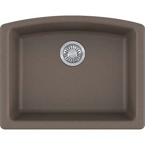 Franke Elg11022sto Ellipse 25 Inch Undermount Single Bowl Granite