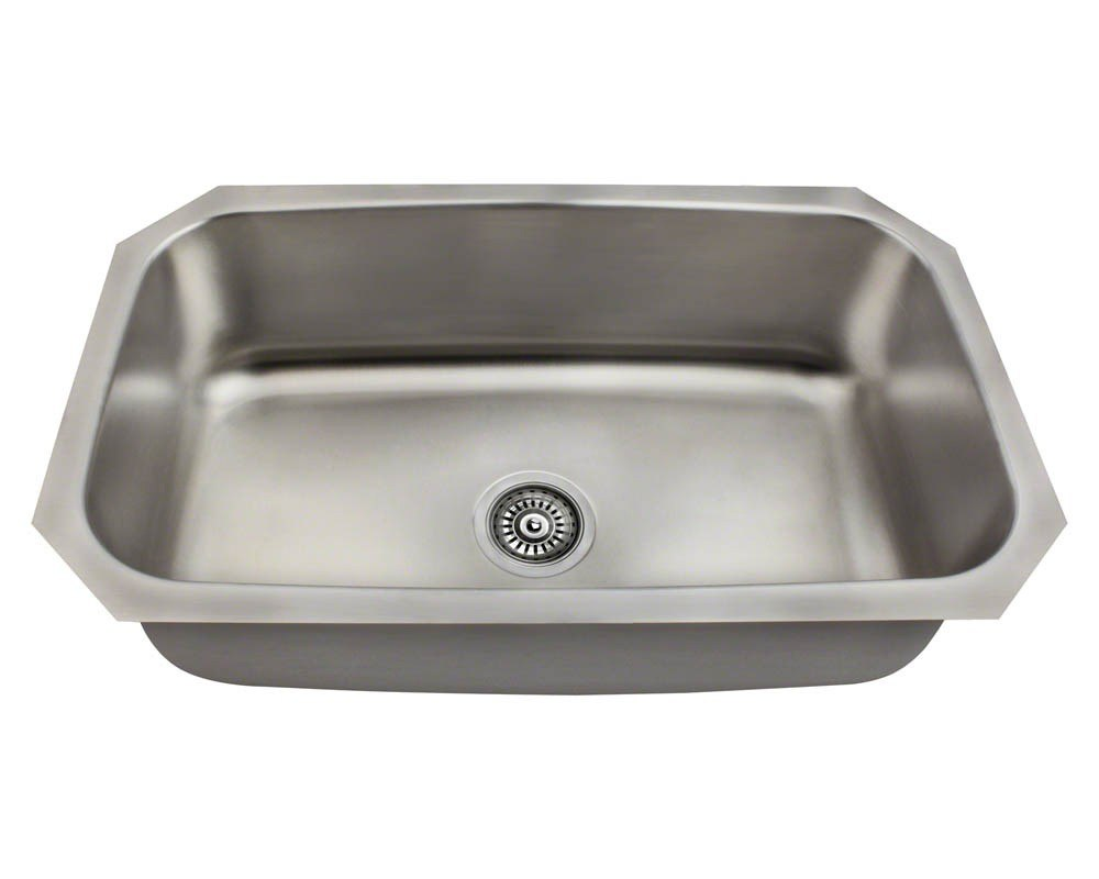 Polaris P0301US ENS Kitchen Ensemble Sink and Standard