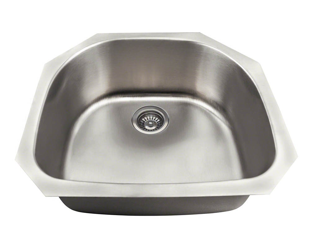 POLARIS P2401US ENS KITCHEN ENSEMBLE SINK AND STANDARD