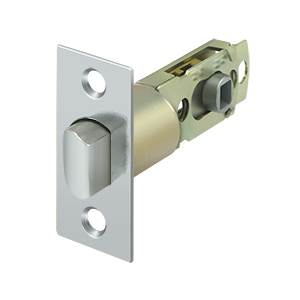 Deltana SLP23875 Square Latch Adjustable Privacy/Passage Function