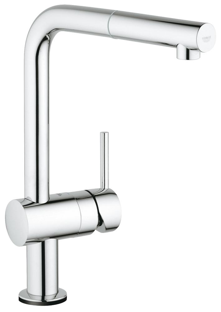 Grohe 30218 Minta Touch Touch Single-Handle Kitchen Faucet