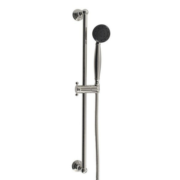 SANTEC 708460 ALEXIS MULTIFUNCTION PERSONAL HAND SHOWER WITH SLIDE BAR