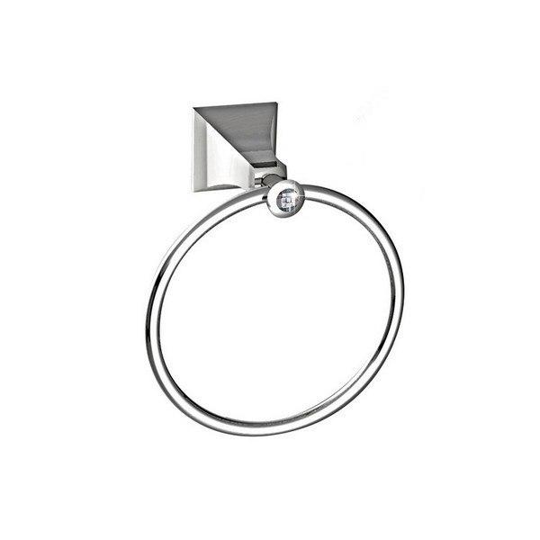 SANTEC 9264DC EDO CRYSTAL TOWEL RING