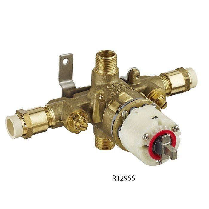 American Standard R129ss Pressure Balance Volume And