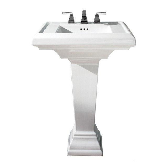 American Standard 0031.000.222 Town Square Pedestal Sink Leg Linen