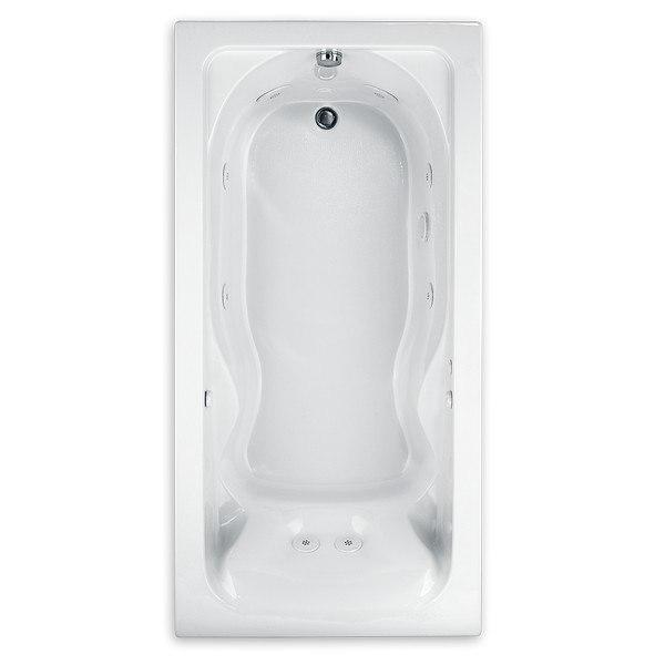 American Standard 2773 002 020 Cadet 72 X 36 Inch Acrylic Bathtub