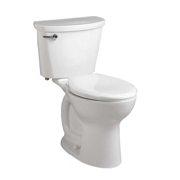 American Standard 215F.A104.020 Cadet PRO Compact Right Height Elongated 1.28 GPF Toilet