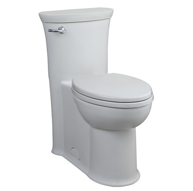 AMERICAN STANDARD 2786.128 TROPIC FLOWISE RIGHT HEIGHT ELONGATED ONE-PIECE 1.28 GPF TOILET
