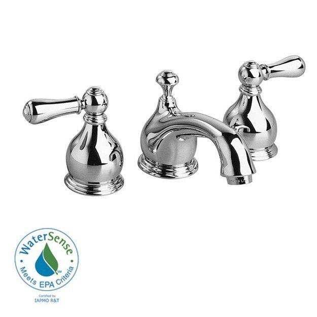 American Standard 7871 732 Hampton Widespread Bathroom Faucet
