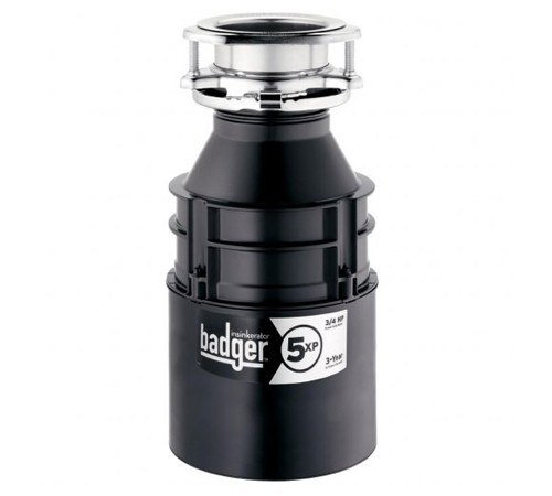 InSinkErator Badger5XP 3/4 HP Garbage Disposer