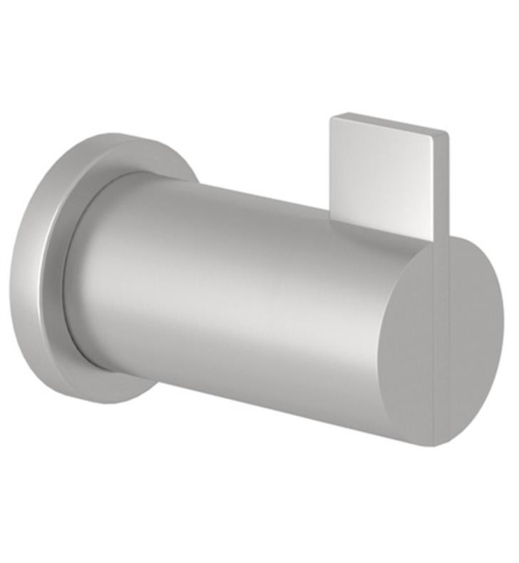 ROHL SOR-7-SB SORIANO 1 5/8 INCH WALL MOUNT ROBE HOOK - BRUSHED STAINLESS STEEL