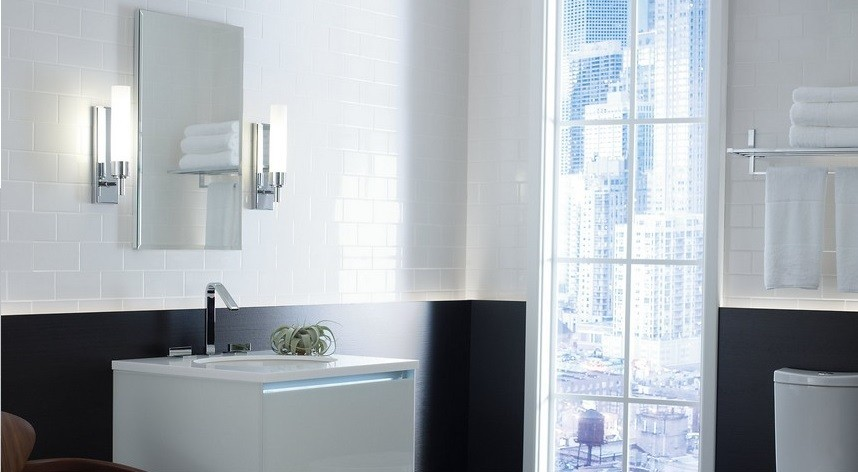 Robern Rc2036d4fb1 R Series 20 Inch Mirrored Bathroom Cabinet Bevel Edge