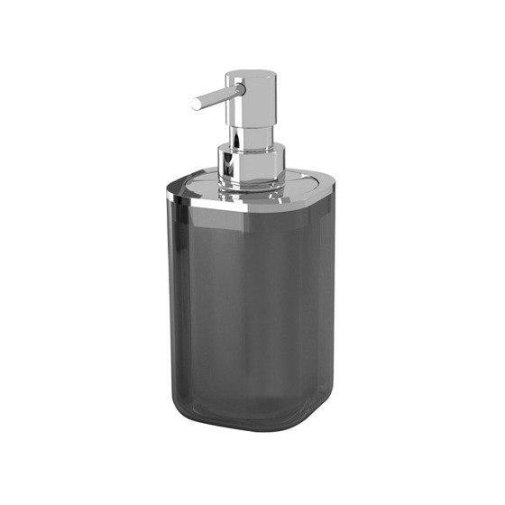 GEDY 1455-57 BIJOU SQUARE SOAP DISPENSER