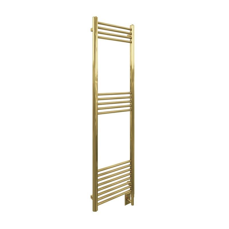 Paris Mirror Eosgldfl17 20 X 63 Inch Eos Wall Mounted Electric Towel Warmer Gold