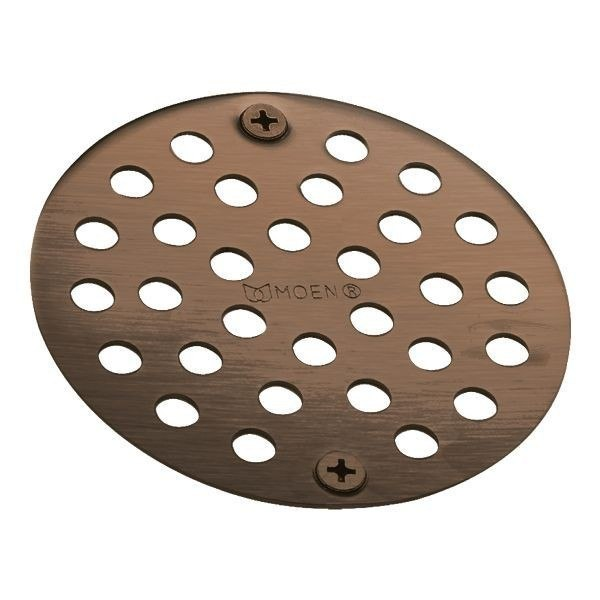 Moen 102763orb 4 Inch Tub And Shower Drain Cover Oil Rubbed Bronze