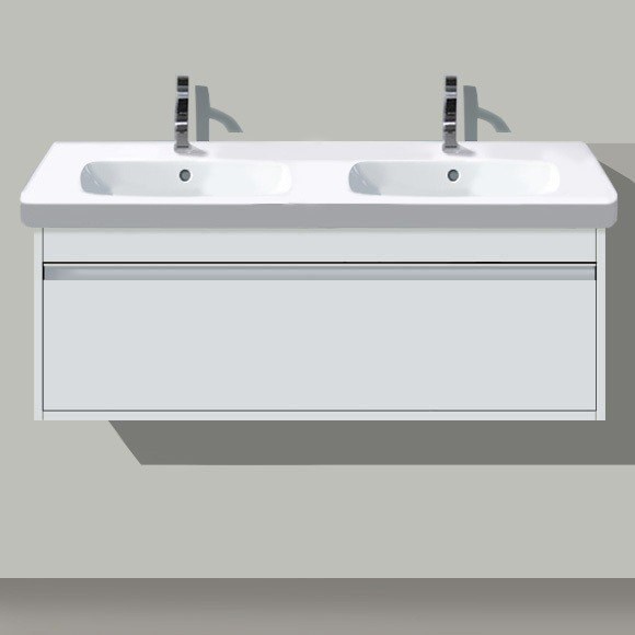 5 double sink vanity. Duravit KT6669 Ketho 45 4 5 x 17 7 8 Inch Double Sink Vanity Unit