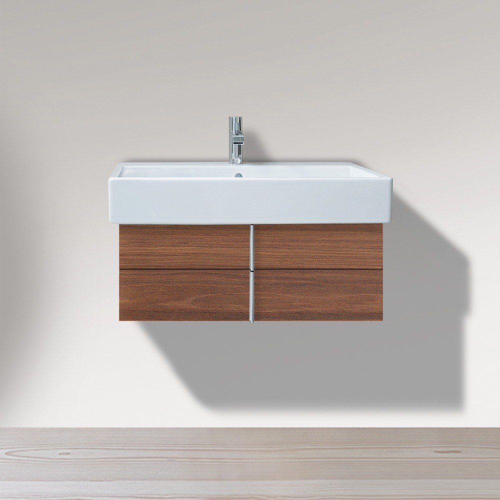duravit ve6213 vero 31 1 2 x 17 1 2 inch vanity unit wall. Black Bedroom Furniture Sets. Home Design Ideas