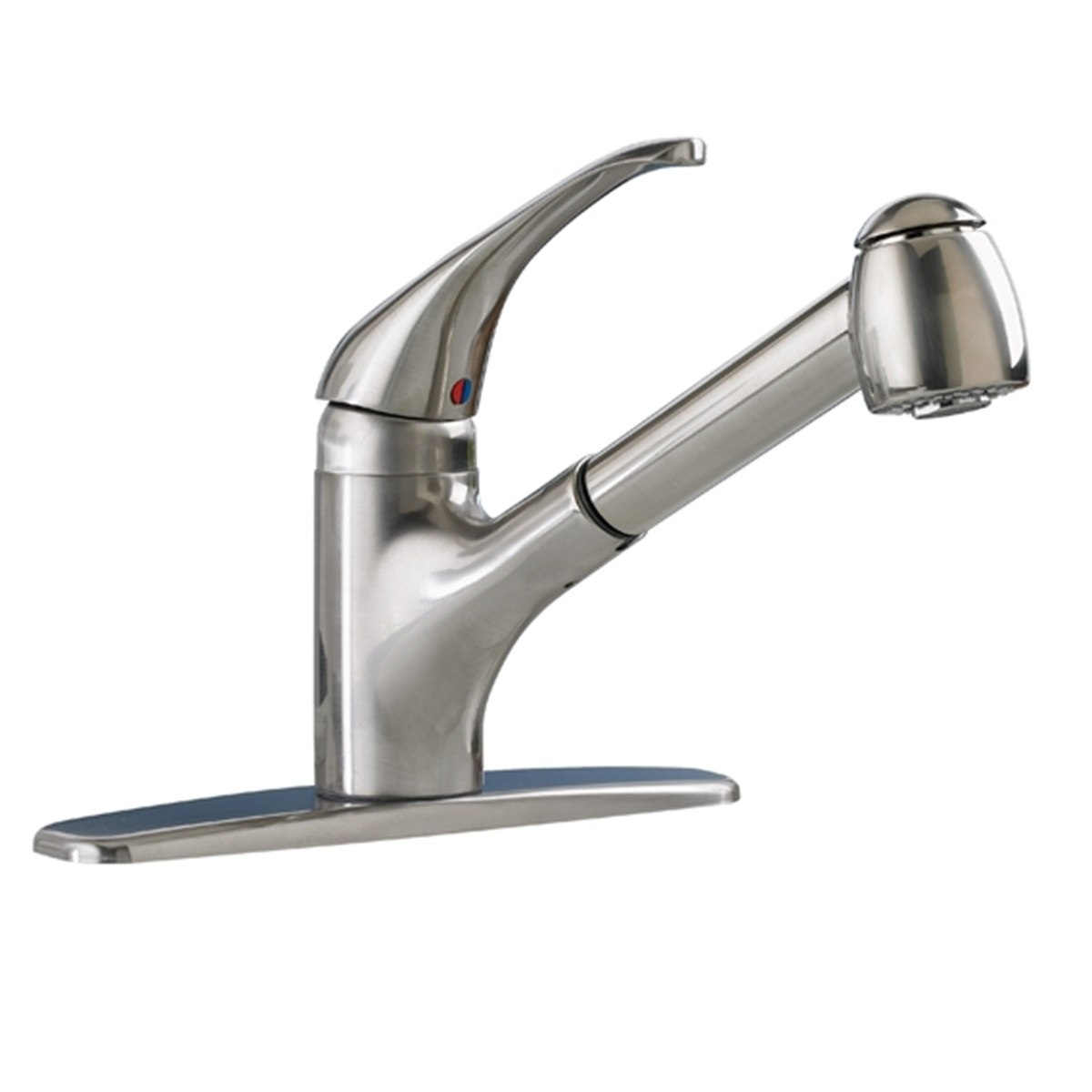 American Standard 4205 104 Reliant 1 Handle Pull Out Kitchen Faucet 2 2 Gpm 4205 104 075 4205104075 4205 104 002