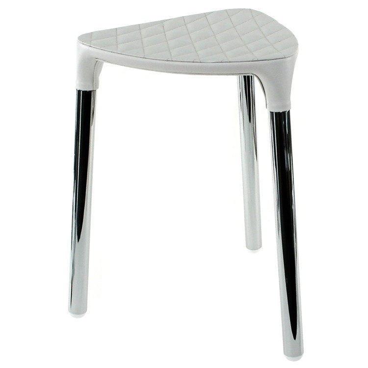 GEDY 2172-24 YANNIS FAUX LEATHER STOOL