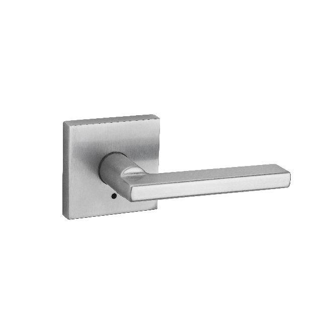 KWIKSET 155HFLSQT SIGNATURE SERIES HALIFAX PRIVACY DOOR LOCK