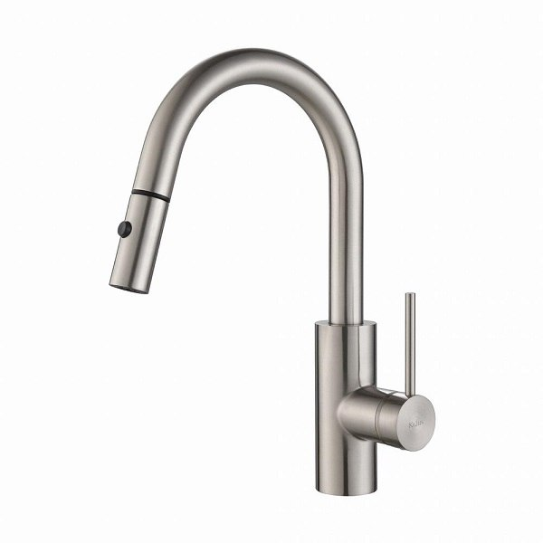 KRAUS KPF-2620 OLETTO SINGLE HANDLE PULL DOWN KITCHEN FAUCET