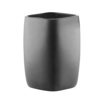 GEDY 5298-29 PETRA POTTERY TOOTHBRUSH HOLDER
