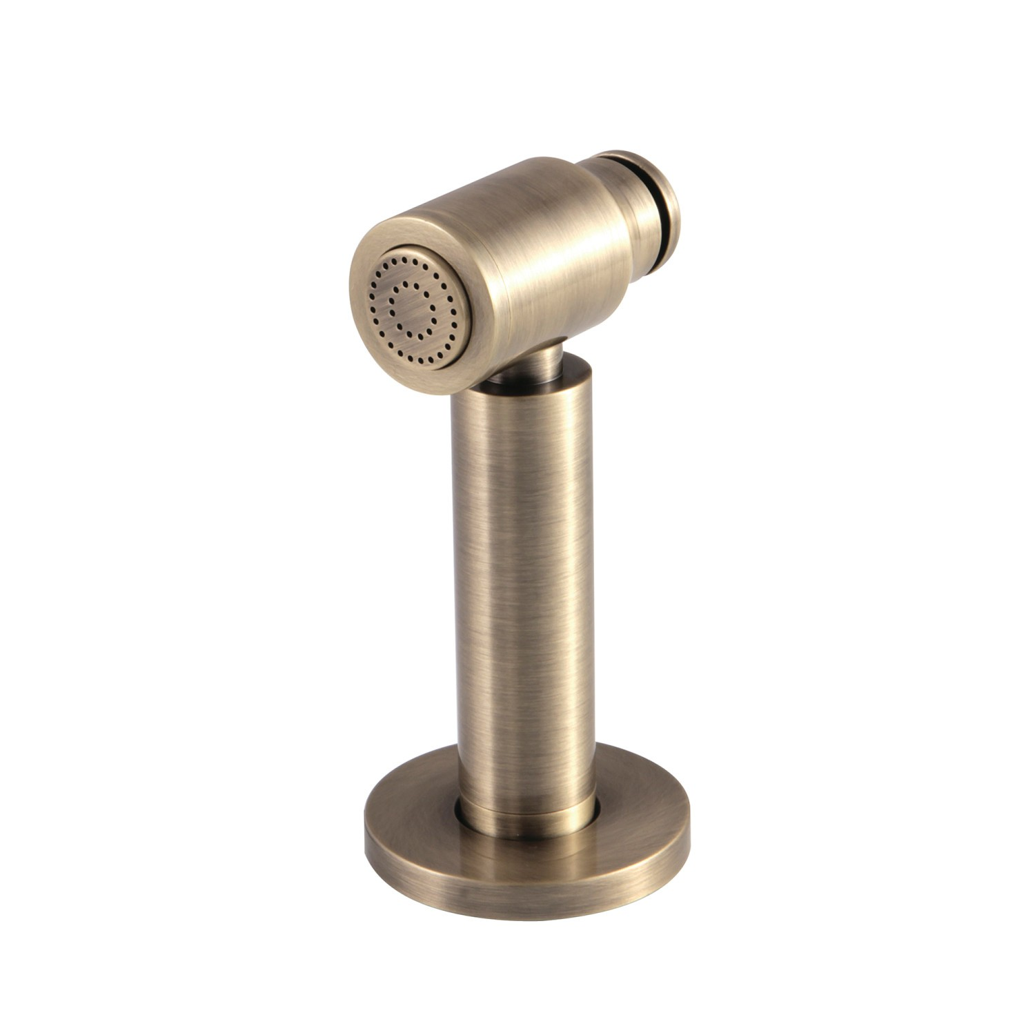 Kingston Brass Ccrp61k8 Concord Kitchen Faucet Side Sprayer Brushed Nickel