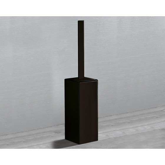 GEDY 5433-M4 LOUNGE SQUARE TOILET BRUSH HOLDER