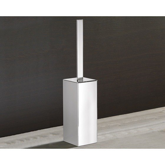 GEDY 5433-13 LOUNGE SQUARE TOILET BRUSH HOLDER