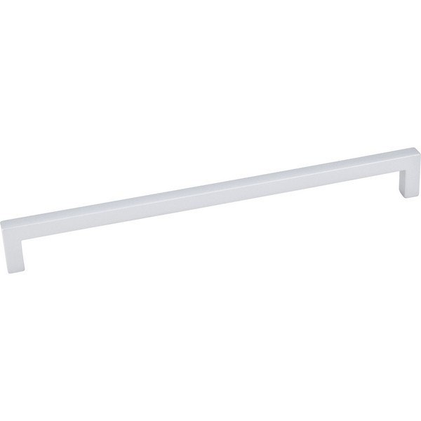 HARDWARE RESOURCES 625-224 ELEMENTS STANTON COLLECTION 233MM OVERALL LENGTH SQUARE BAR PULL