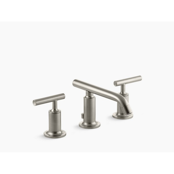 Chrome Delta Faucet 3549LF-WFHDF Classic Two Handle Widespread Bathroom Faucet