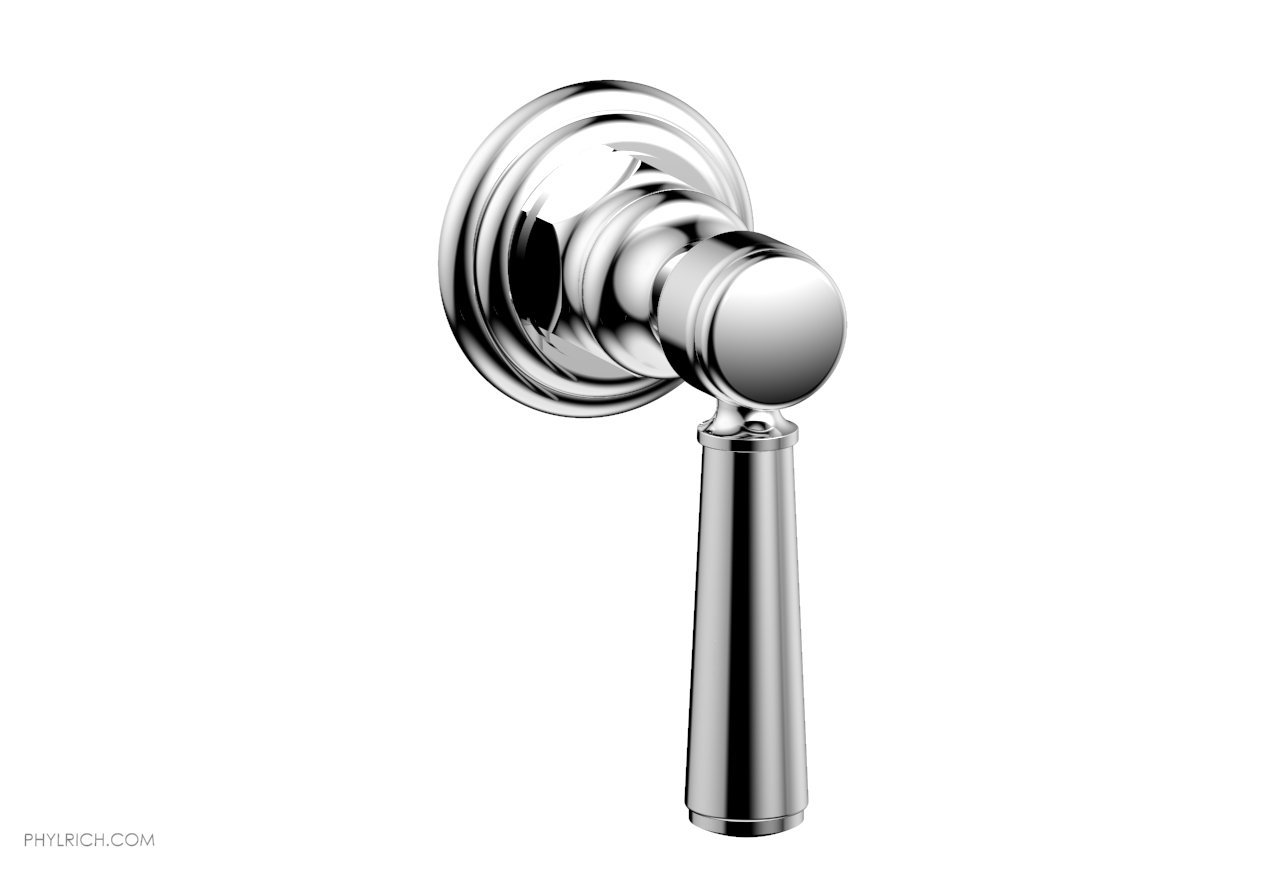 PHYLRICH 500-36/026 HEX TRADITIONAL WALL MOUNT VOLUME CONTROL OR DIVERTER TRIM LEVER HANDLE