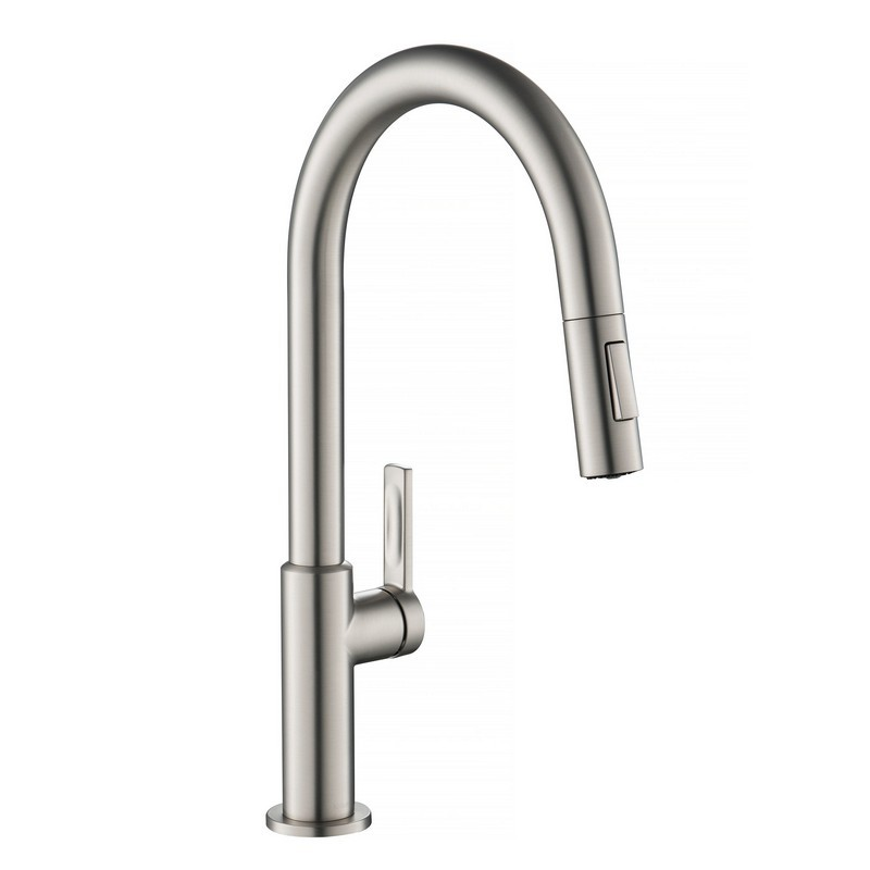 Kraus Kpf 2820 Oletto Single Handle Pull Down Kitchen Faucet