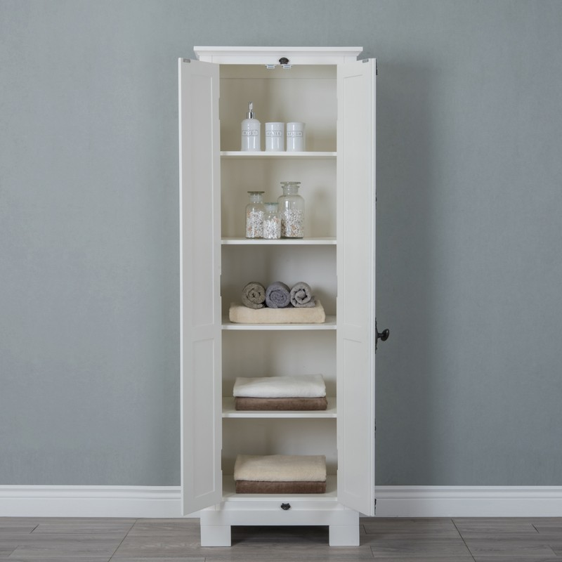 Lc Aw Greenwich 24 Inch Linen Cabinet