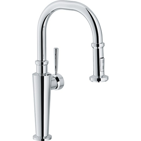 Ff5200 Absinthe Pull Down Kitchen Faucet